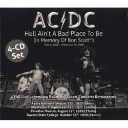 ACDC - HELL AINT BAD PLACE TO BE