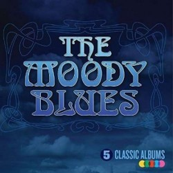 The Moody Blues - 5 Classic Albums