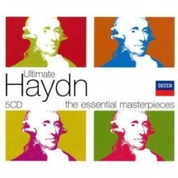 VARIOS ARTISTAS - ULTIMATE HAYDN : ESSENTIAL MASTERPIECE
