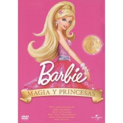 BARBIE - MAGIA Y PRINCESAS