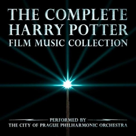 THE CITY OF PRAGUE PHILHARMONIC - THE COMPLETE HARRY POTTER FILM MUSIC COLLECTION