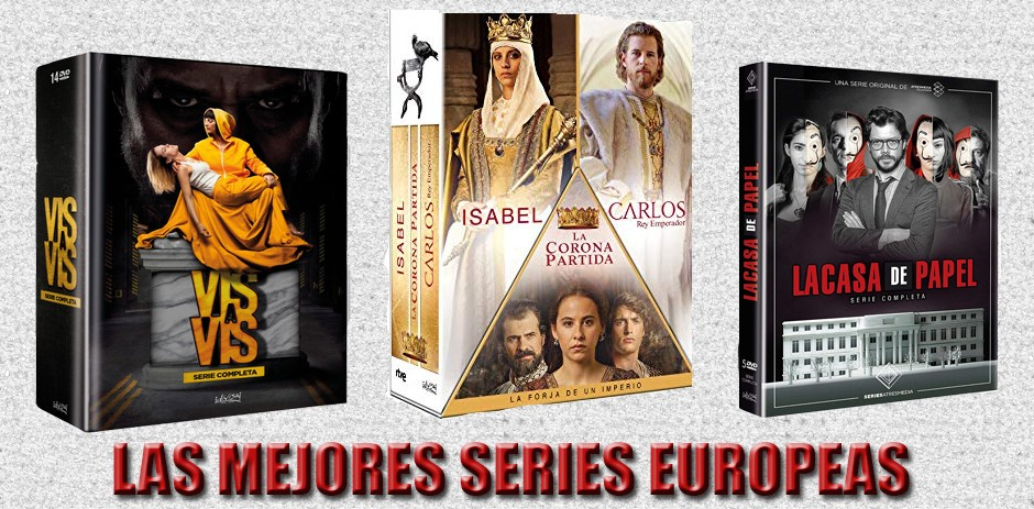 SERIES EUROPEAS