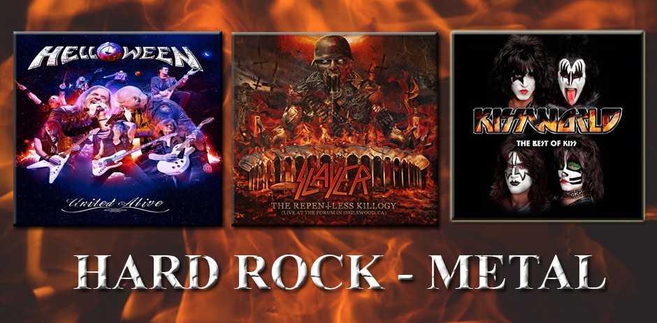 ROCK PESADO METAL